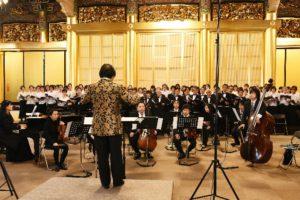 合唱団創立10周年記念公演